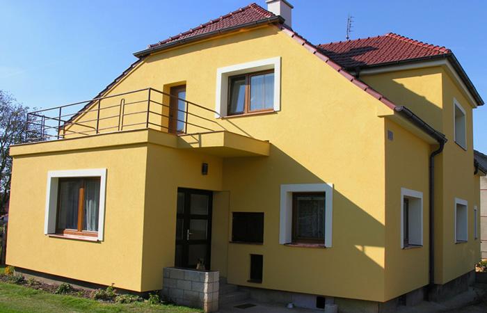 Zateplení rodinného domu a výměna střešní krytiny